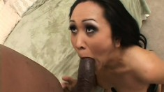 MILF realizes her daughter's boyfriend has a big cock and wants a taste