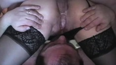 Great cuckold threesome two