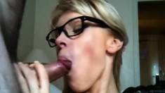 Big ass MILF fucked and facialized on webcam
