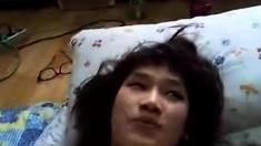 Beautiful Amateur Korean Cute Girlfriend Fuck and Tits Play