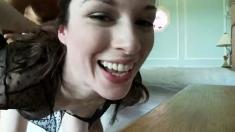 Cruel Teen In Bodacious Spanking Fetish Porn
