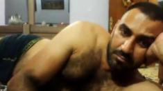 Iraqi Arab man