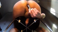 prostate massage milking