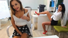 Office girls slutty